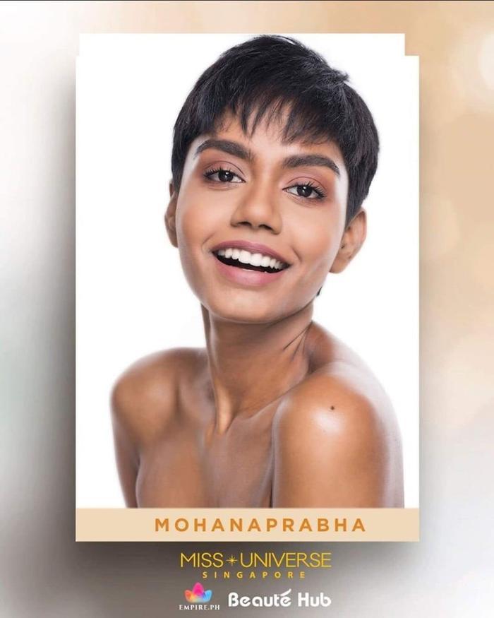 Đa số công chúng Singapore,cho rằng Mohana Prabha không có làn da thực sự đẹp…