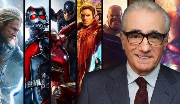 Martin Scorsese lên tiếng chỉ trích phim Marvel.