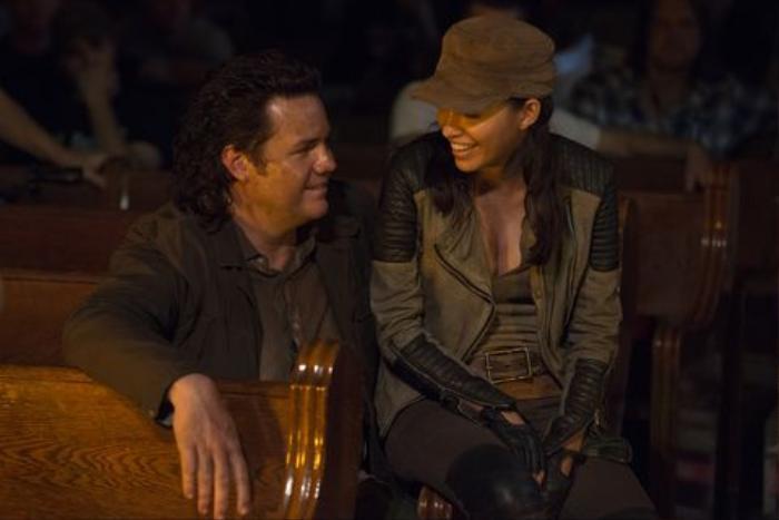 The Walking Dead mùa 10: Thanh niên nhọ nhất series khi mắc kẹt trong vùng friendzone