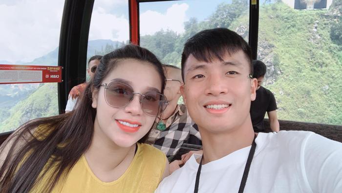 Khánh Linh lên tiếng bảo vệ Bùi Tiến Dũng trước những chỉ trích từ HLV Nishino. Ảnh: FBNV.