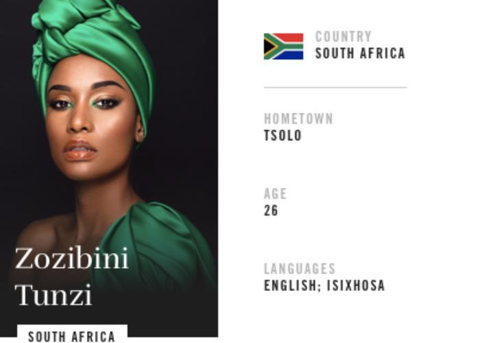 Rất có thể Nam Phi sẽ oanh tạc tại cuộc thi năm nay.