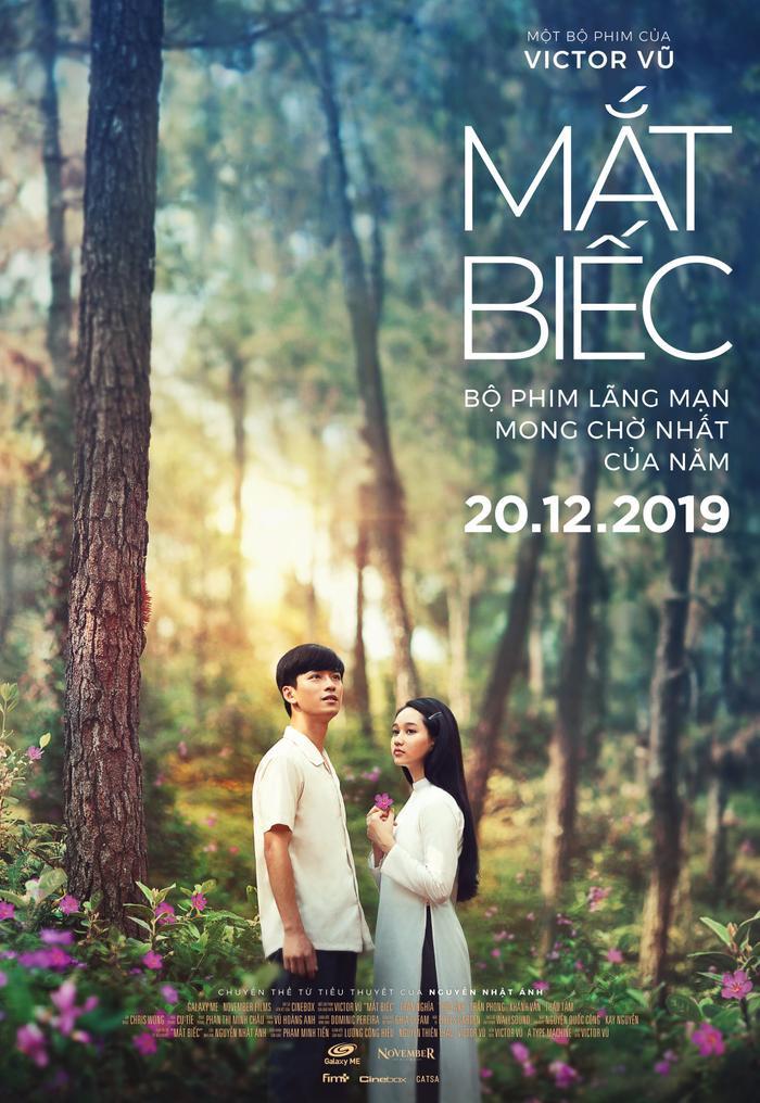Tấm teaser poster thứ 2.