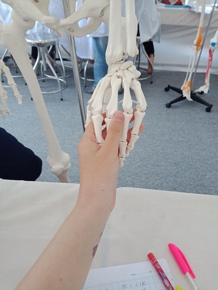 """Ôi bàn tay """"xương xương"""", gầy gầy thon thả"""