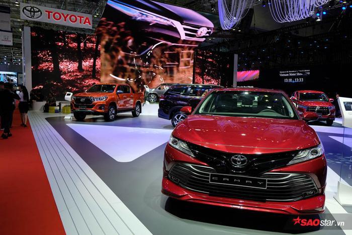 Vietnam Motor Show 2019