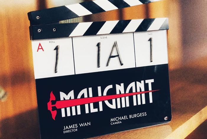 Malignant là dự án kinh dị tiếp theo của James Wan.