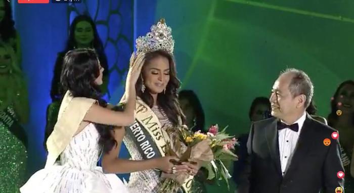Lộ diện Tân Hoa hậu Trái đất đến từ Puerto Rico: Xinh đẹp, ứng xử thông minh, chiến thắng thuyết phục ảnh 1