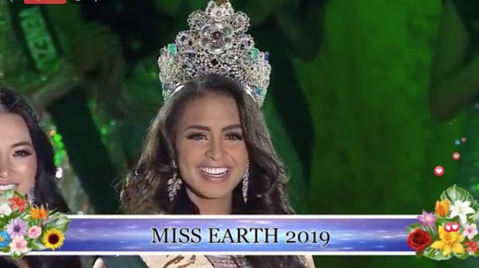 Lộ diện Tân Hoa hậu Trái đất đến từ Puerto Rico: Xinh đẹp, ứng xử thông minh, chiến thắng thuyết phục ảnh 2