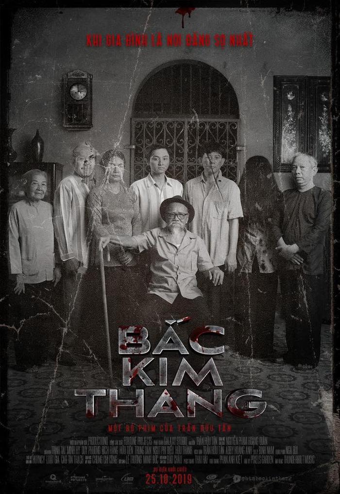 Poster chính thức của Bắc Kim Thang.