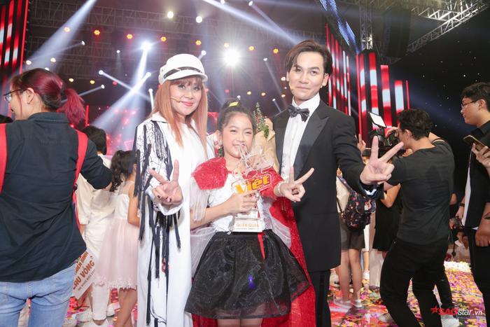Kiều Minh Tâm đội Lưu Thiên Hương  Ali Hoàng Dương đăng quang quán quân The Voice Kids 2019 ảnh 4