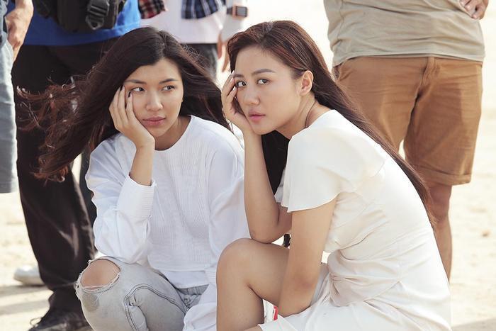 Văn Mai Hương tái mặt vì phải hôn Đồng Ánh Quỳnh đến 20 lần ảnh 8