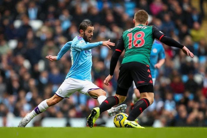Theo kết quả bóng đá hôm nay 27/10, Man City đã có trọn vẹn 3 điểm trước Aston Villa.