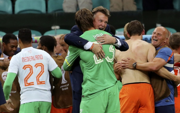 Tim Krul từng giúp Hà Lan đánh bại Costa Rica trên chấm phạt đền.