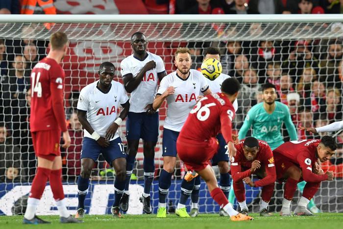 Theo kết quả bóng đá hôm nay 28/10, Liverpool đã có trận thắng trước Tottenham.
