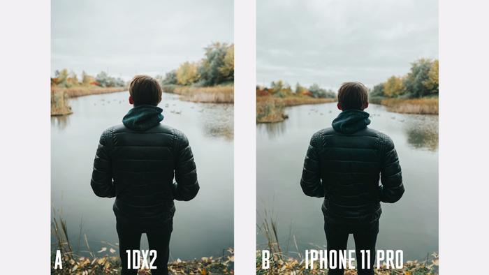 Ở một số kết quả, người xem thậm chí còn nhầm lẫn giữa ảnh chụp từ iPhone 11 Pro vàCanon 1DX Mark II.
