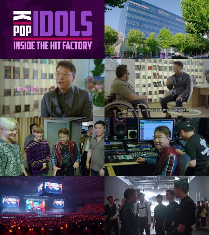 Bóc trần sự thành công của nền công nghiệp âm nhạc tại Hàn Quốc, đài truyền hình Anh nhận xét gì về Lee Soo Man?