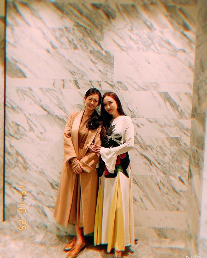 Go Ara tái hợp Yoo Ah In sau 15 năm, đoàn tụ bên Jessica Jung và Henry ảnh 10