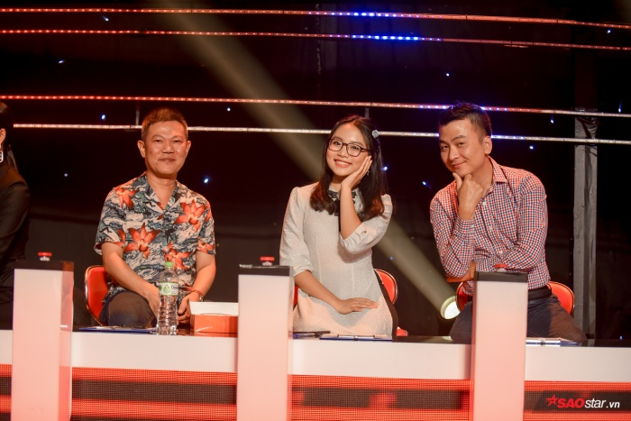 Phương Mỹ Chi từng là hội đồng chuyên môn tại vòng Thách đấu – The Voice Kids 2019.