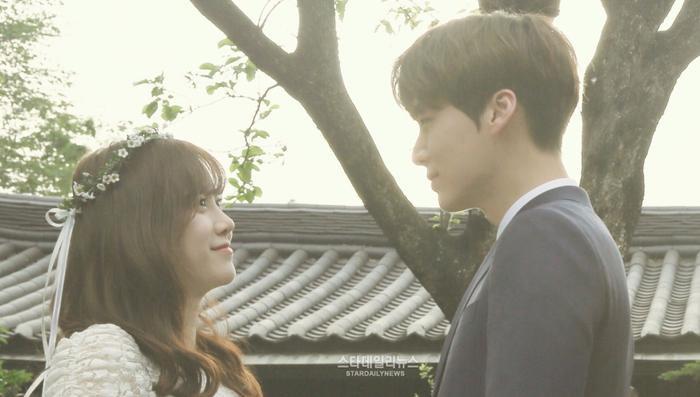 Goo Hye Sun – Ahn Jae Hyun.