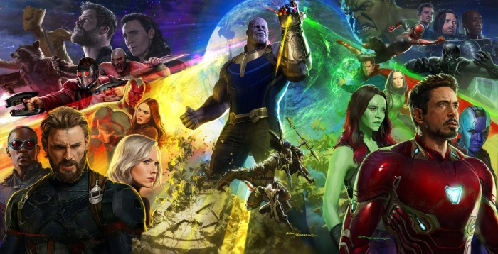 Infinity Saga thật sự là một thành quả vô cùng to lớn của Marvel
