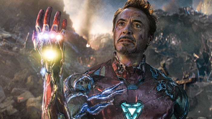 """Màn hi sinh của Iron Man trở thành cảnh phim anh hùng nhất trong """"Avengers: Endgame""""."""