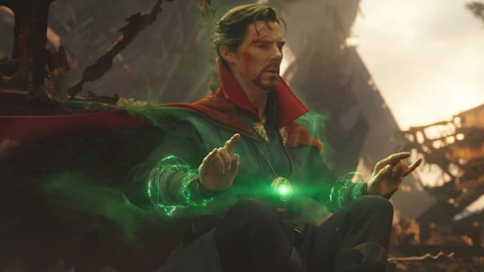 Doctor Strange nhìn thấy hơn 14 triệu kết cục.