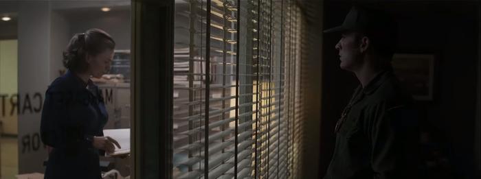 """Steve gặp lại Peggy trong """"Avengers: Endgame""""."""