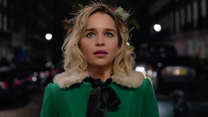 """""""Mẹ Rồng"""" Emilia Clarke góp mặt trong câu chuyện tình đêm Giáng sinh """"Last Christmas""""."""