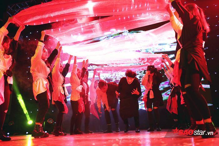 Những hình ảnh ấn tượng trong đêm hội Halloween của sinh viên báo chí ảnh 9