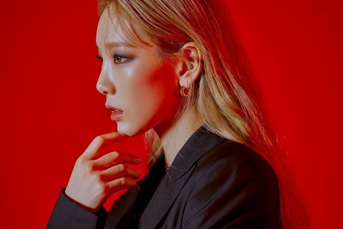 """""""Queen vocal"""" Kim Taeyeon."""