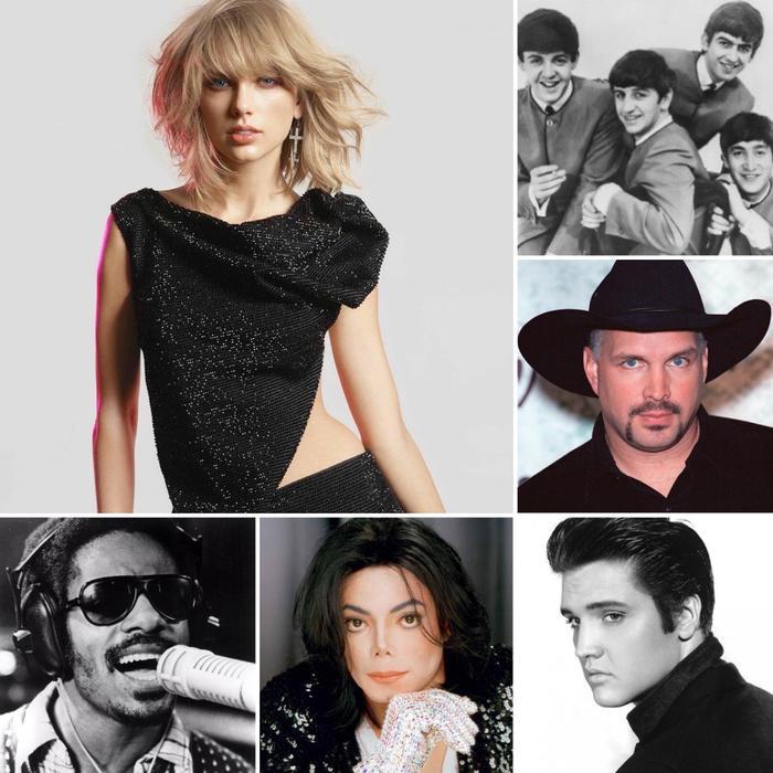 Taylor Swift là nữ nghệ sĩ đầu tiên trong lịch sử chiến thắng được danh hiệu xuất sắc mà trước đó đều sở hữu bởi những chủ nhân nam giới.