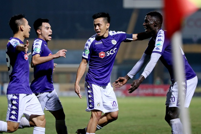 Văn Quyết đã ghi đến 22 bàn thắng trên mọi mặt trận ở mùa giải năm nay.