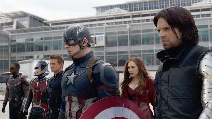 """Cả ba đã cùng nhau chiến đấu trong sự kiện """"Civil War""""."""