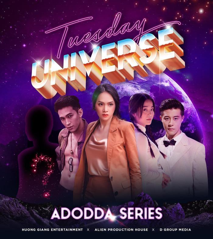 Nhân vật cuối cùng xuất hiện trên poster Tuesday Universe vẫn là 1 ẩn số.
