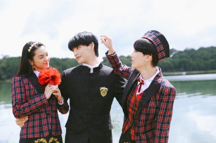 Màu nước mắt của Nguyễn Trần Trung Quân từng gây bão cộng đồng mạng vì cú twist ấn tượng cuối MV.