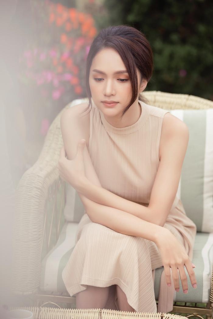 Sự nghiệp âm nhạc của Hương Giang trước đây chưa gây được nhiều ấn tượng.