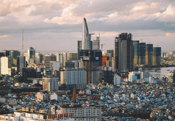Choáng ngợp với một Sài Gòn thật khác từ góc nhìn không dành cho người sợ độ cao ảnh 10