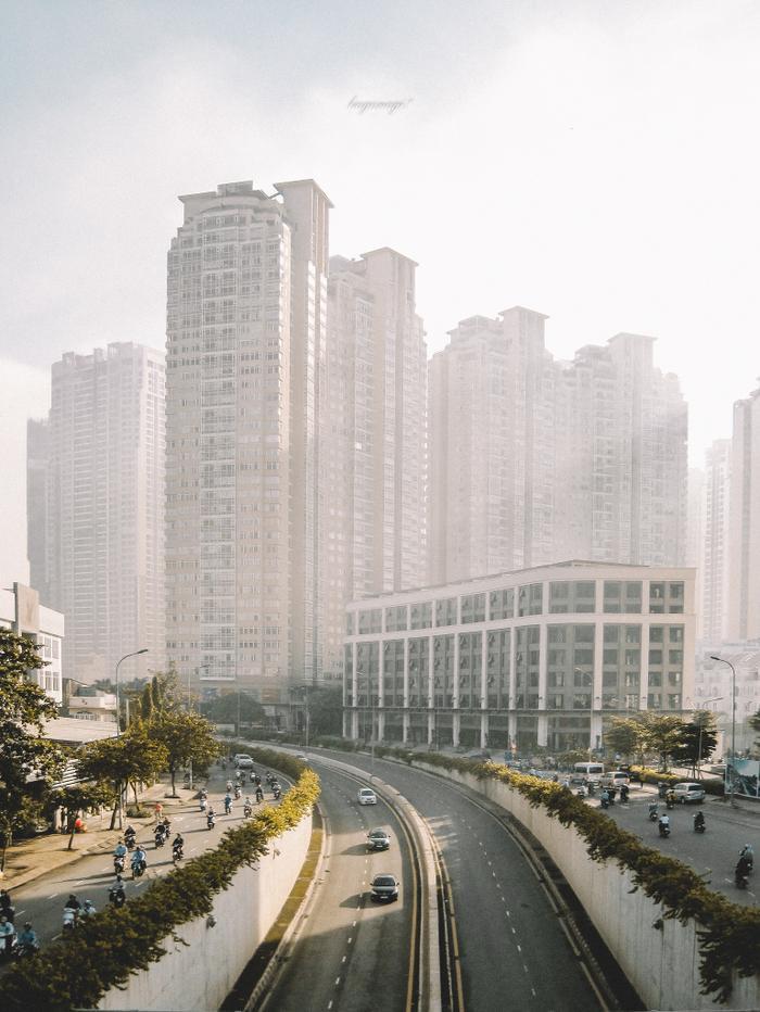 Choáng ngợp với một Sài Gòn thật khác từ góc nhìn không dành cho người sợ độ cao ảnh 9