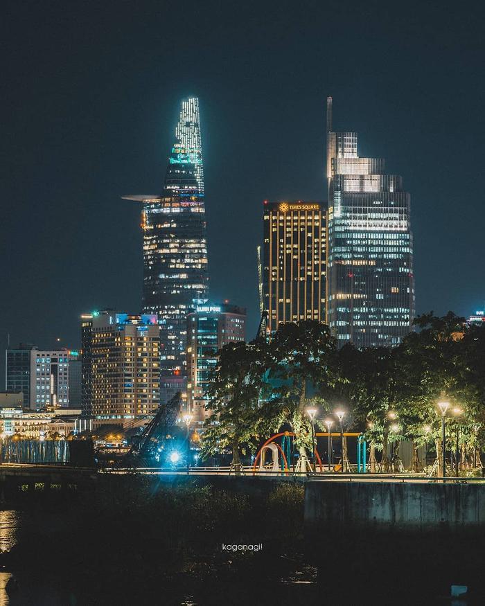 Choáng ngợp với một Sài Gòn thật khác từ góc nhìn không dành cho người sợ độ cao ảnh 8