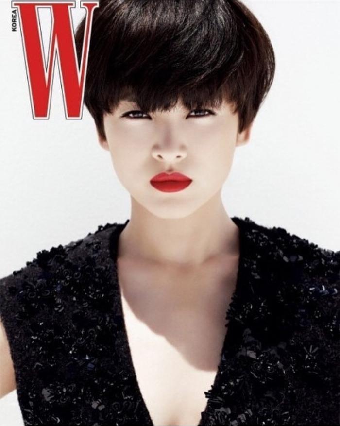 Goo Hye Sun  Song Hye Kyo nổi loạn trên MXH: Người than rụng róc, người tự nhận trẻ trung ảnh 2