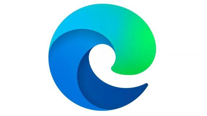 Logo mới của Edge vẫn là cách điệu từ chữ e nhưng không còn làm người dùng nhớ đến Internet Explorer.
