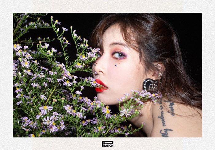 Fan mong chờ màn comeback của HyunA.