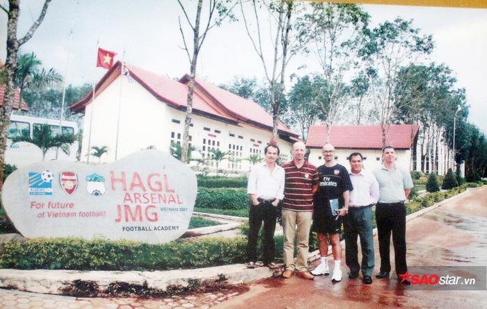 Bầu Đức xây Học viện bóng đá HAGL là cột mốc lịch sử không chỉ riêng bóng đá Việt Nam mà cho cả Đông Nam Á.
