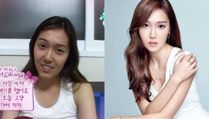 Fan ngỡ ngàng trước loạt ảnh vịt hóa thiên nga của dàn sao nhà SM Entertainment, Tiffany cũng có lúc không lung linh như thế này ảnh 2