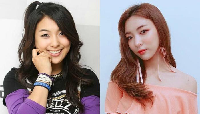 Fan ngỡ ngàng trước loạt ảnh vịt hóa thiên nga của dàn sao nhà SM Entertainment, Tiffany cũng có lúc không lung linh như thế này ảnh 10