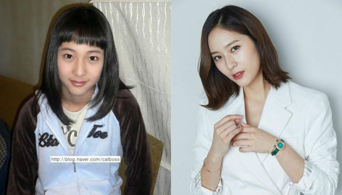 Fan ngỡ ngàng trước loạt ảnh vịt hóa thiên nga của dàn sao nhà SM Entertainment, Tiffany cũng có lúc không lung linh như thế này ảnh 11