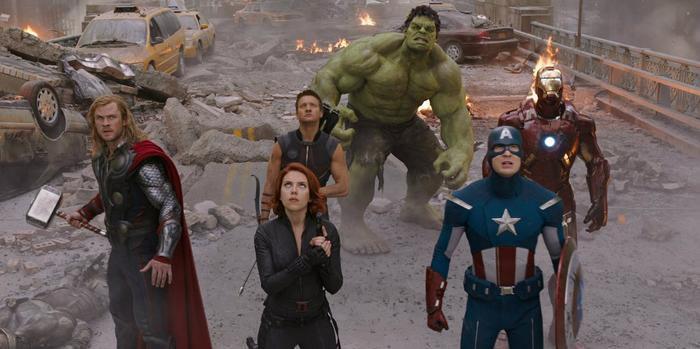 Trong kịch bản gốc, Iron Man là người đến Asgard để lấy Viên đá Không gian ảnh 4