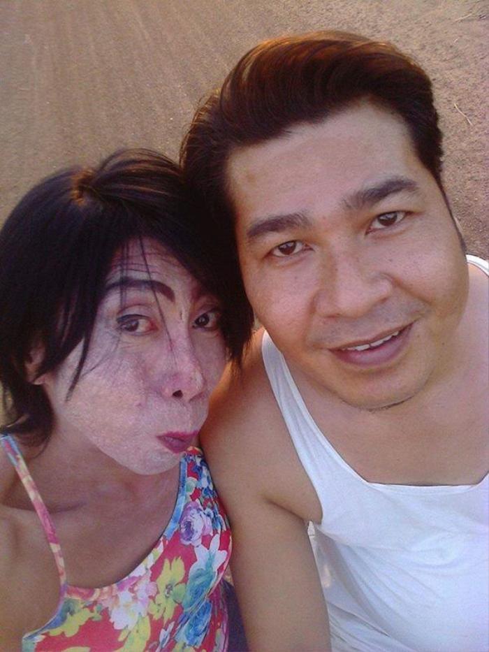 Sitang Buathong, người chuyển giới đào hoa từng nổi tiếng nhất mạng xã hội Thái Lan bây giờ ra sao? ảnh 5