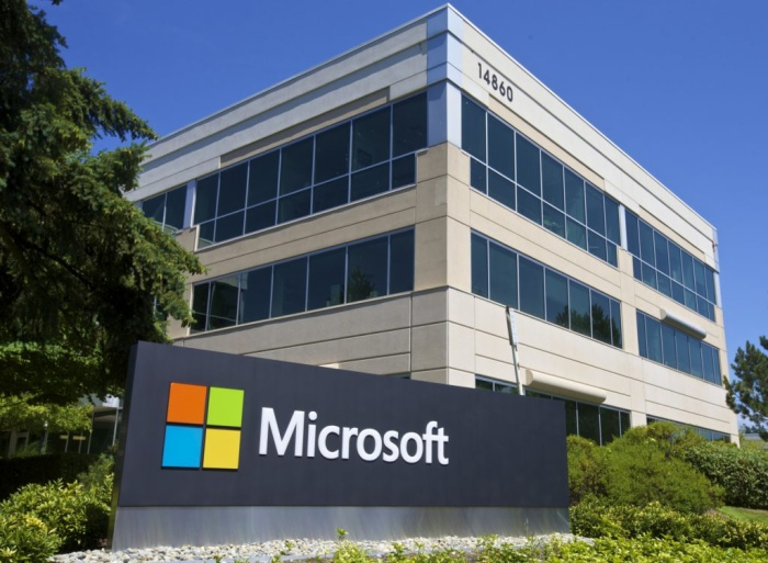 Trụ sở chính của Microsoft ở Redmond, Washington, Mỹ. (Ảnh: Mỹ)
