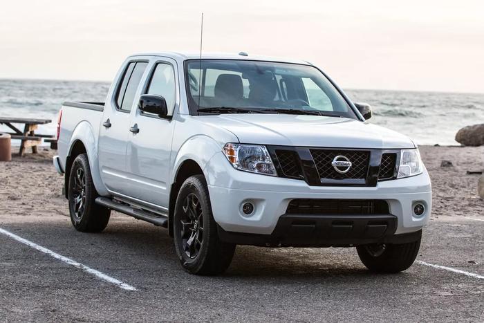 Đứng thứ 9 trong danh sách là mẫu xe bán tải Nissan Frontier với tỷ lệ mất giá là39,5%.