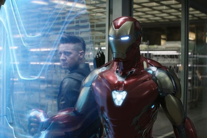 Mark 85 có lẽ là bộ giáp ưa thích của Iron Man
